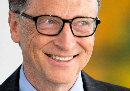 when did bill gates learn to code?