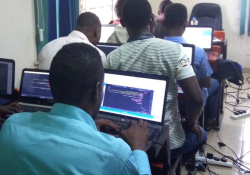 where to learn coding in lagos?